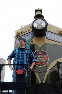 Trainmaster Tobi