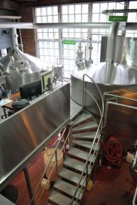 Dinge, die man in einer Brauerei so sieht. Da ich die Bezeichnungen schon vergessen hab, belassen wir es mal dabei. ;)